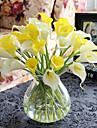 Gren PU Lilja Bordsblomma Konstgjorda blommor 33cm*5.5cm*5.5cm