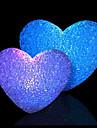 8 cm jul kristallkula partiklar dekoration batteri lykta festival till en nattlampa LED-lampa