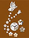 Carre Moderne/Contemporain Horloge murale , Famille Autres 27.6*16.1