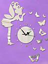 Carre Moderne/Contemporain Horloge murale , Famille Autres 17.7*22.0