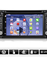 "6.2"""" In-Dash 2 DIN Touch Screen Car DVD Stereo Radio Player HDMI AV-IN GPS NAV"
