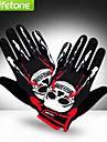 Aktivitet/Sport Handskar Cykelhandskar Cykel Helt finger / Aktivitet/Sport Handskar Dam / HerrAnti-skidding / Håller värmen / Slitsäker /