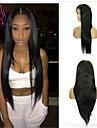 Piene del merletto parrucche dei capelli umani 8-24 pollici per le donne di colore dei capelli vergini glueless parrucche piene del