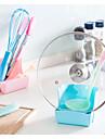 manique cuisine rack multifonction pot divers boite de stockage des conteneurs de couleur aleatoire