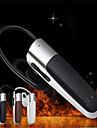 trådlöst bluetooth v4.0 headset öronkrok stil stereo hörlurar med mikrofon för iphone samsung mobiltelefon Tablet PC