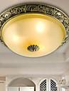 5 Takmonterad ,  Traditionell/Klassisk Rektangulär Särdrag for Ministil Harts Living Room / Bedroom / Dining Room
