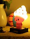 kreativa personlighet ledde mössa härlig plats kontakten med strömbrytare batteri en nattlampa lampa ledde