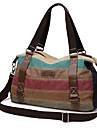 Damă Pânză Casual / Outdoor Tote Multi-Color