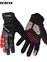 Acacia® Gants sport Femme / Homme Gants de Cyclisme Printemps / Automne / Hiver Gants de VeloGarder au chaud / Antiderapage / Resistant