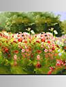 vackert landskap oljemålning DIY bår god kvalitet