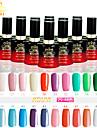 UV Gel Nail Polish (15 ml) Long Lasting Nail Varnish Gel Lacquer 96 Colors For Choose 25-48
