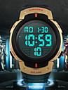 SKMEI® Men's LCD Digital Sport Watch Fashion Sporty Stopwatch Cool Watch Unique Watch