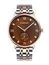 Guanqin Men Automatic Self-winding Watch 100m Waterproof Luminous Calendar Sapphire Crystal Steel 40mm Wrist Watch