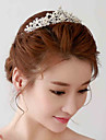 Tiare Casque Mariage / Occasion speciale Strass / Alliage / Imitation de perle Femme Mariage / Occasion speciale 1 Piece