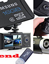 3 MP CMOS - till Vidvinkel / 720P / HD - 1600 x 1200 - CAR DVD