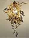 3W Lampe suspendue ,  Traditionnel/Classique / Rustique / Vintage / Retro Plaque Fonctionnalite for LED MetalSalle de sejour / Chambre a