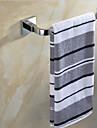 Handdukshängare Rostfritt stål Väggmonterad 25.5*8.5*5.5cm(10*3.3*2.17inch) Rostfritt stål Modern