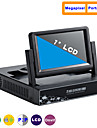 7Inch 4CH 960P/720P with HDMI and P2P LCD NVR
