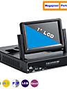 7inch 4ch 960p / 720p HDMI ja p2p lcd NVR