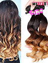 3 st / lot 7a 3t malaysiska jungfru lös våg hårträns 100% obearbetat jungfru människohår väver