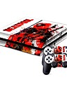 B-Skin PS4 skyddande klistermärke täcker flår controller hud klistermärke