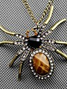 Designer Jewelry  Spider Pendant Necklace