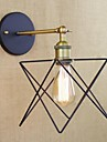 LED Chandeliers muraux,Rustique/Campagnard Metal