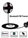 besteye® bluetooth FM-sändare bil kit Micro SD-kort spela musik 5v2a USB-gränssnitt för bil lastbil