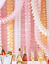 Clover Shape Paper Banner for Wedding Party Decoartion (Length:3m)