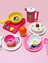 matlagning verktyg leksaker låtsas spela leksaker DIY leksaker in (14 st)