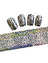 Tecknat / Vackert-Finger / Tå-Folie Strippning Tape- avAndra-1PCS- styck100cmx4cm- cm