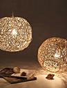 Cany Art Bedroom Lamp Rural Chinlon Droplight Restaurant Droplight Lamp LED Light