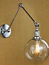 AC 100-240 40W E26/E27 Moderne/Contemporain Galvanise Fonctionnalite for Ampoule incluse,Eclairage d\'ambianceEclairage avec Bras