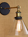 AC 110-130 / AC 220-240 40 E26/E27 Rustique/Campagnard Dore Fonctionnalite for Ampoule incluse,Eclairage d\'ambiance Chandeliers muraux