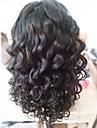 """brasilianska jungfru hår spets front peruker människohår peruker för svarta kvinnor 8 """"-30"""" vågigt u del peruk"""