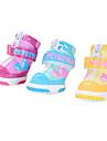 Hundar Skor och stövlar Mode Vinter Gul / Blå / Rosa PU Läder