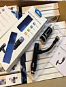 emetteur f33 Bluetooth mains libres fm soutient a2dp nouveau chargeur de voiture