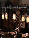 MAX 40W Pendant Light ,  Traditional/Classic / Vintage / Lantern / Country / Retro Painting Feature for Mini Style MetalLiving Room /