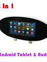 android 4.4 1g + 8g 2in1 smart media player J100 tv bluetooth bluetooth 4.0 wifi usb hote, tf hdmi appareil photo 2,0 mp