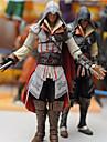 Assassin\'s Creed Ezio PVC נתוני פעילות אנימה צעצועי דגם בובת צעצוע