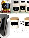 craie autocollant stylo tableau etiquettes cuisine de vinyle muraux jar decalcomanies tasse bouteille planificateur miroir de decoration