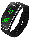 SKMEI® Unisex New Fashion LED Digital Watch Silicone Strap Sport Bracelet Cool Watch Unique Watch