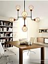 10W Takmonterad ,  Traditionell/Klassisk Målning Särdrag for Flush Mount Lights MetallLiving Room / Bedroom / Dining Room / Skaka pennan