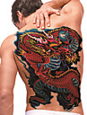 2 Series de totem Autres Non Toxique Grande TailleHomme Femme Adulte Adolescent Tatouage Temporaire Tatouages temporaires