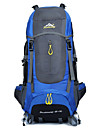 70 L Backpacker-ryggsäckar / Laptopväskor / Ryggsäckar till dagsturer / Travel Duffel / Travel Organizer / ryggsäckCamping / Simmning /