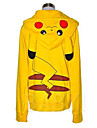 Pocket Monster Manteau Pikachu adulte Kigurumi Hoodie