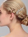 נשים קריסטל כיסוי ראש-חתונה אירוע מיוחד קז\'ואל משרד וקריירה חוץ מסרקי שיער חלק 1