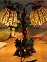 kreativa trä dubbel ljus segling lampa dekoration skrivbordslampa sovrummet lampa gåva för unge