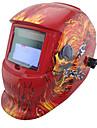 svetsning accessoriees sol li batteri automatisk mörkare tig mig mma svetsskärm / hjälmar / svetsare mössa / goggle / ögon mask