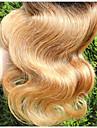 Human Hår vävar Brasilianskt hår Kroppsvågor 3 delar hår väver